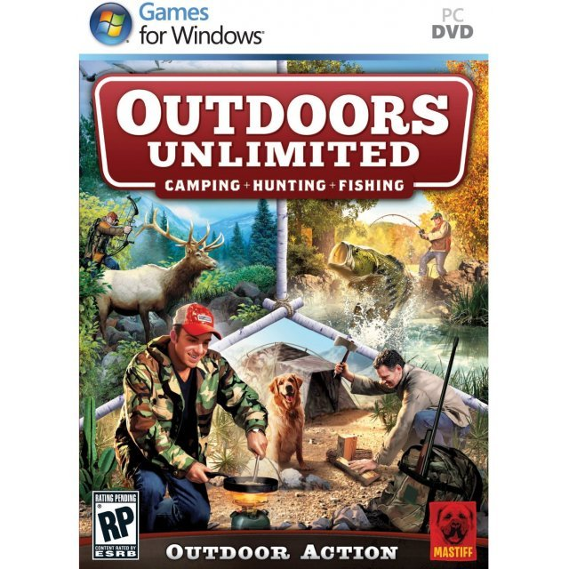 Outdoors Unlimited (DVD-ROM)