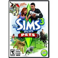 The Sims 3: Plus Pets (DVD-ROM)