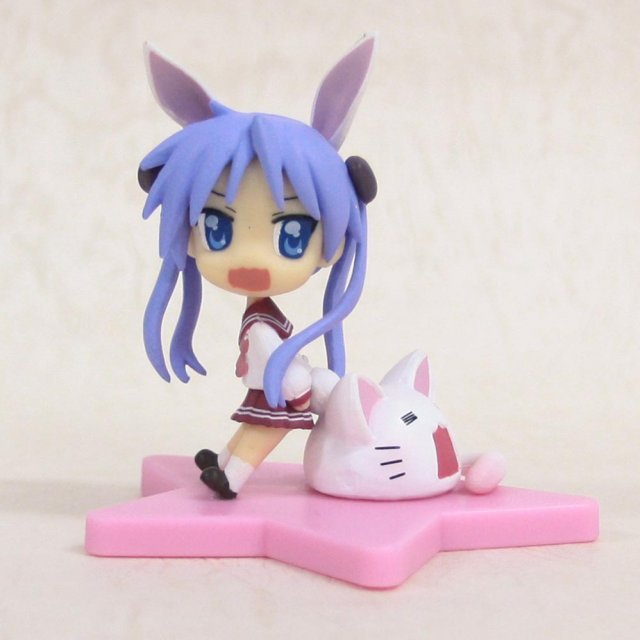 Lucky Star Non Scale Pre-Painted PVC Figure: Mini Display Special Asst. 2