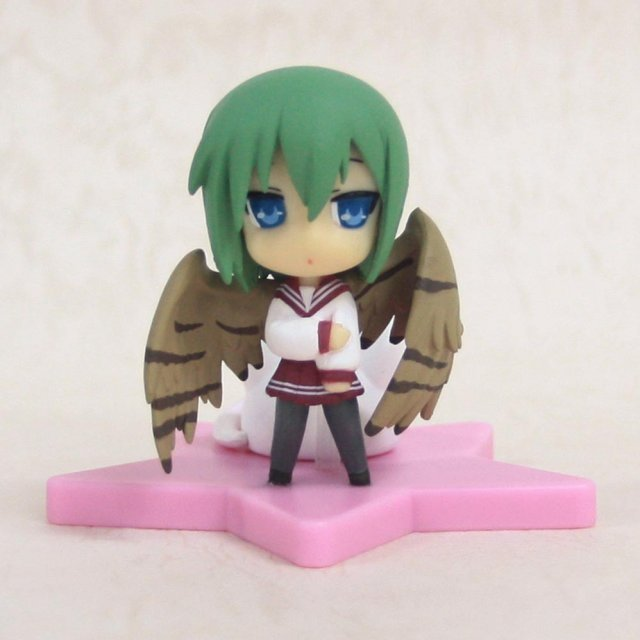 Lucky Star Non Scale Pre-Painted PVC Figure: Mini Display Special Asst. 5