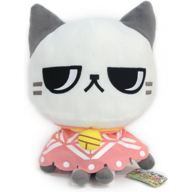 Monster Hunter Monhan Diary Poka Poka Airou Village Big Plush Doll: Imouto