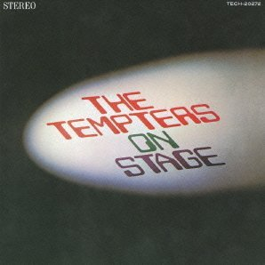 The Tempters On Stage [Limited Edition]