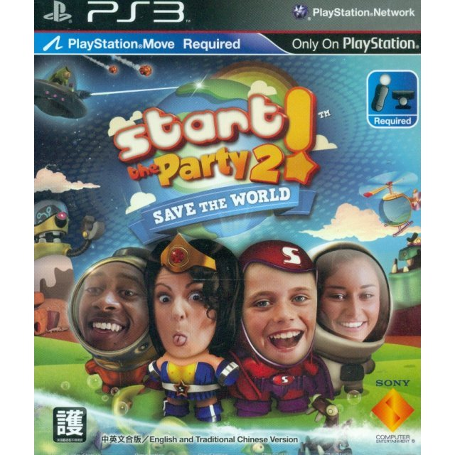 Start the Party 2: Save the World