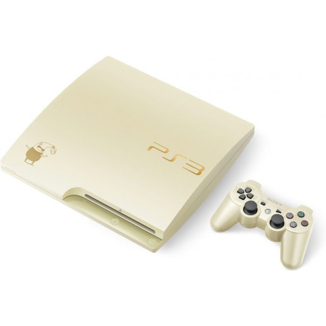 PlayStation3 Slim Console - Ninokuni: Shiroki Seihai no Joou Magical Edition (HDD 160GB Model) - 220V