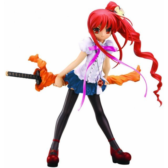 Shakugan no Shana 3 - Final 1/8 Scale Pre-Painted PVC Figure: Shana Casual Ver.
