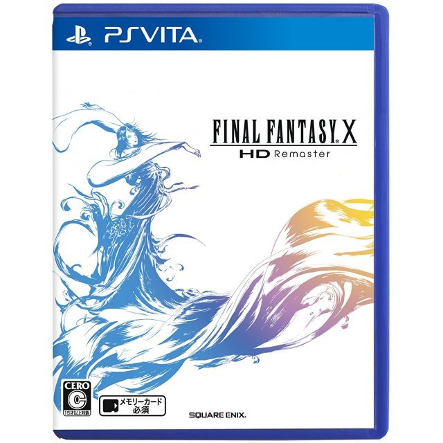 Final Fantasy X HD Remaster (Chinese Subs)