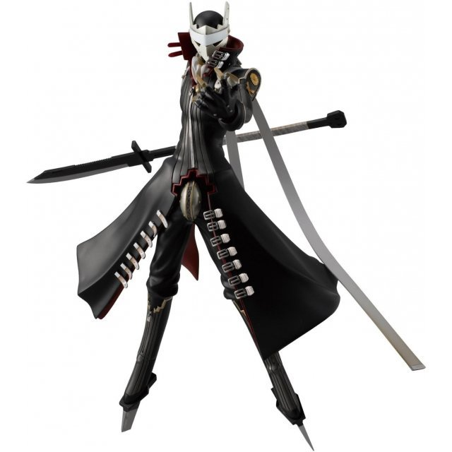 Game Characters Collection DX Persona 4 Non Scale Pre-Painted PVC Figure: Izanagi (Re-run)