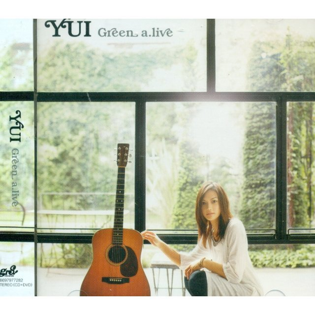 Green a.live [CD+DVD]