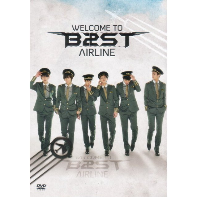 Beast The 1st Concert - Welcome To Beast Airline