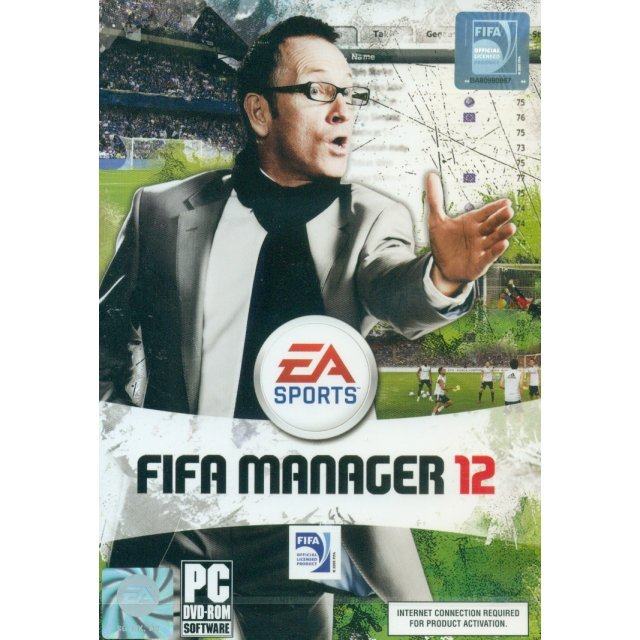 FIFA Manager 12 (DVD-ROM)