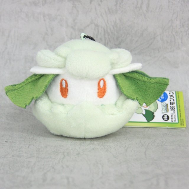 Banpresto Pokemon Best Wishes - My Pokemon Collection Key Chain Plush Doll: Monmen