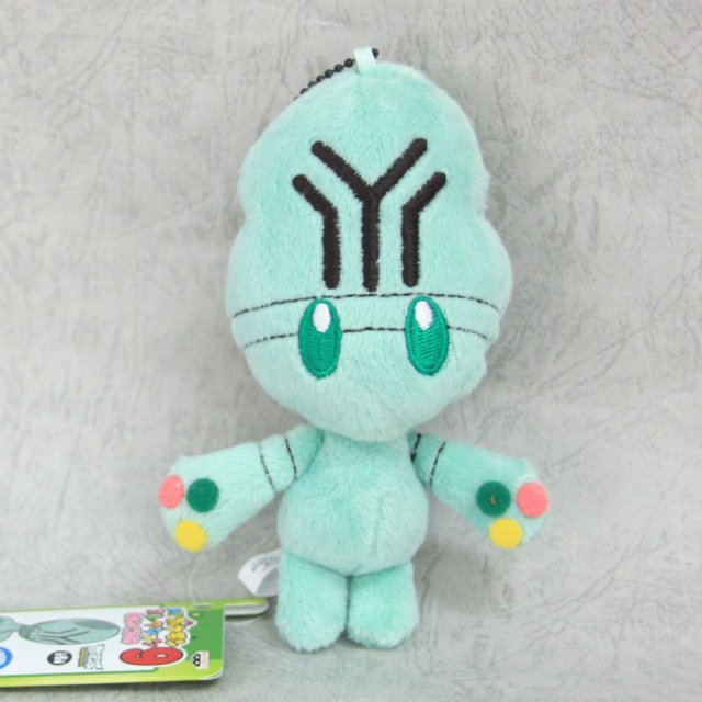 Banpresto Pokemon Best Wishes - My Pokemon Collection Key Chain Plush Doll: Ligray