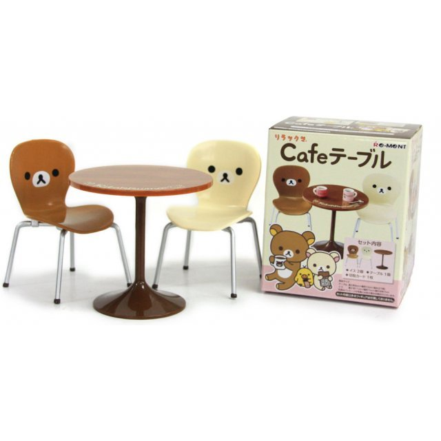 Rilakkuma Cafe Table