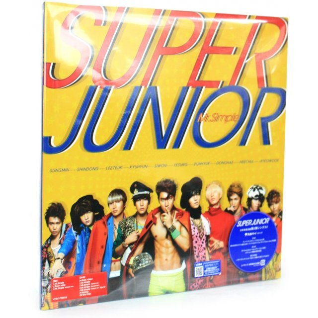 Mr.Simple [CD+DVD Limited Edition]