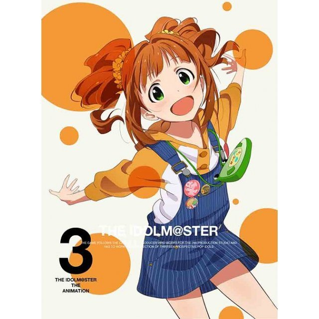 The Idolm@ster 3 [DVD+CD Limited Edition]