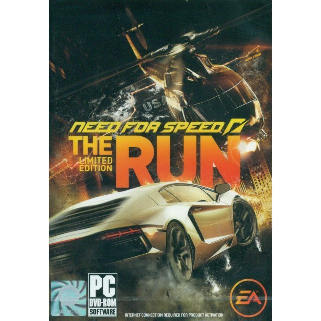 Need for Speed: The Run (Limited Edition) (DVD-ROM)