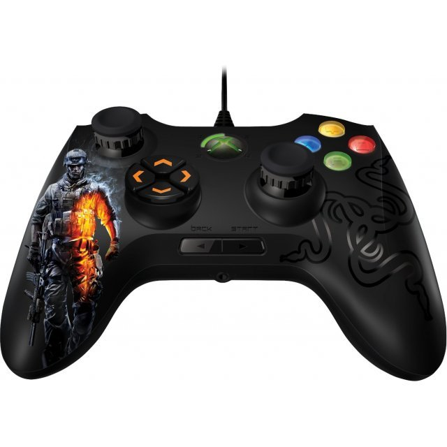 Battlefield 3 Razer Onza Professional Gaming Controller (Tournament Edition)