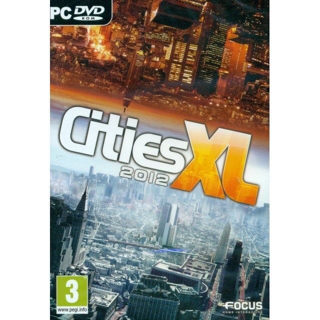 Cities XL 2012 (DVD-ROM)
