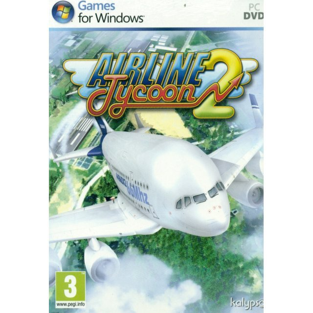 Airline Tycoon 2 (DVD-ROM)