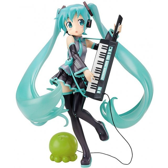 Character Vocal Series 01 Hatsune Miku 1/7 Scale Pre-Painted PVC Figure: Hatsune Miku HSP Ver.