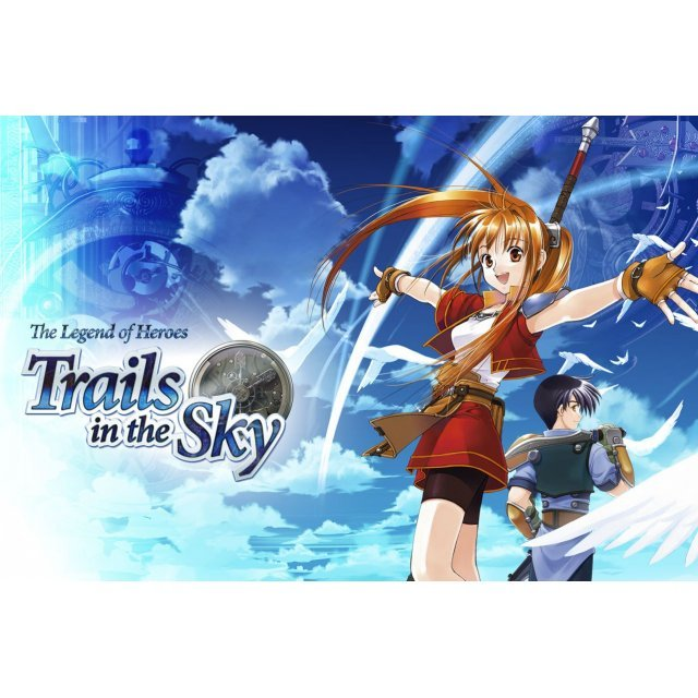 Gin No Ishi Kin No Tsubasa (The Legend Of Heroes: Trails In The Sky / Eiyu Densetsu Sora No Kiseki Intro Theme)