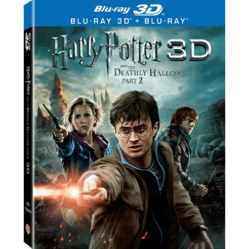 Harry Potter And The Deathly Hallows Part II [3-disc Blu-ray 3D™+2D]