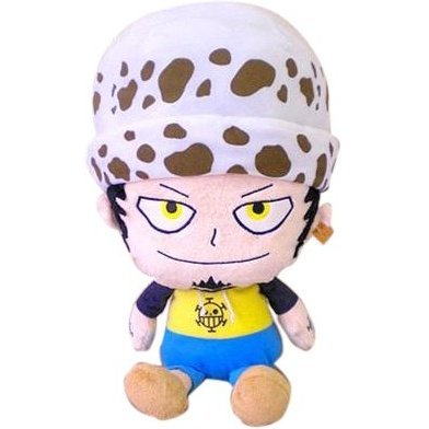 One Piece Plush Doll: Law Reversible Cushion