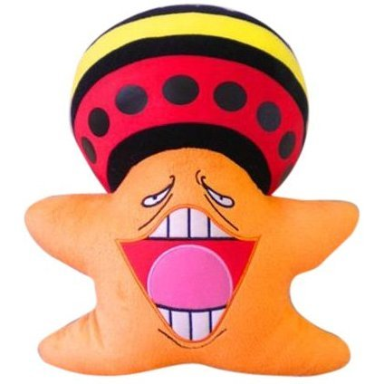 One Piece Plush Doll: Pappug Cushion