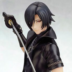 Togainu no Chi - True Blood 1/8 Scale Pre-Painted PVC Figure: Shiki (Uiro Yamada Illustration Ver.)