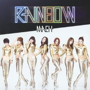 Mach [CD+Photo Book Limited Edition]