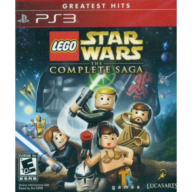 LEGO Star Wars: The Complete Saga (Greatest Hits)
