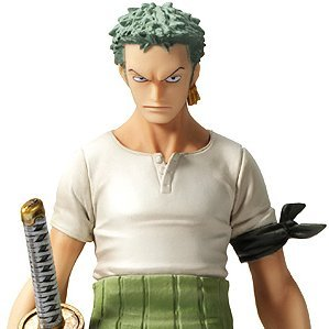 One Piece The Grandline Men Vol. 9 Pre-Painted PVC Figure: Roronoa Zoro