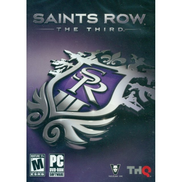 Saints Row: The Third (DVD-ROM)