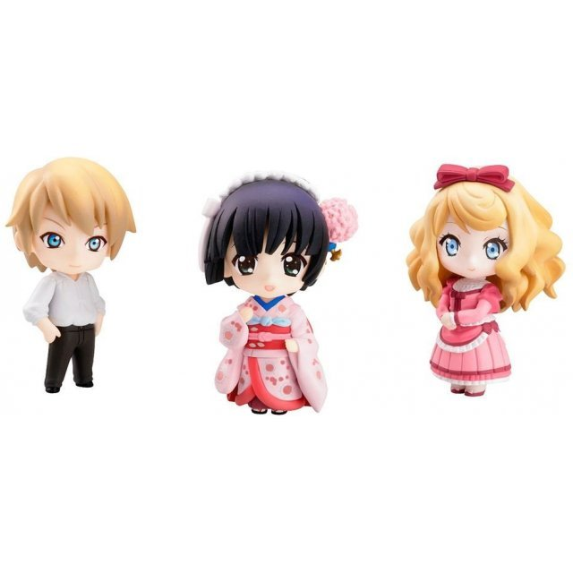 Nendoroid Petite Croisee in a Foreign Labyrinth Non Scale Pre-Painted Figure Set