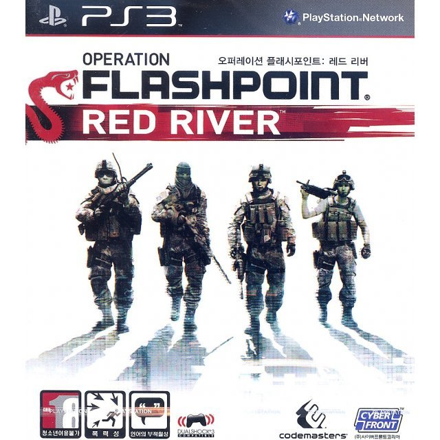 Operation Flashpoint: Red River (Damage case)
