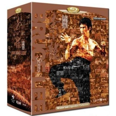 Bruce Lee Series [Legendary Collection Ultimate Edition: 6Blu-ray+2DVD]