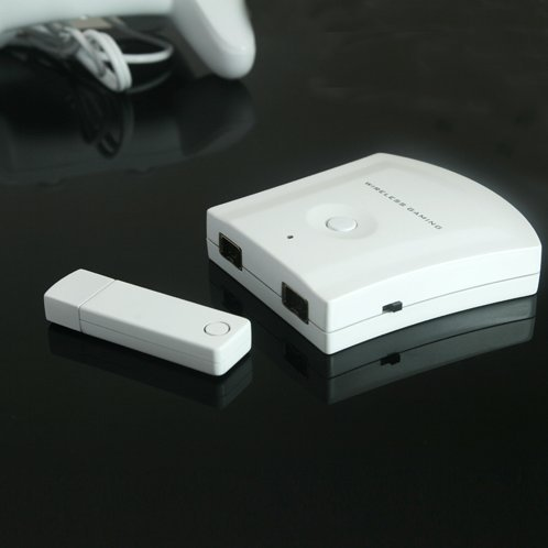 Wireless Wii Classic Controller to PC USB Adapter