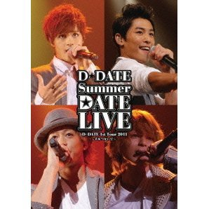 D-Date 1st Tour 2011 Summer Date Live - Te Wo Tsunaide [Limited Edition]