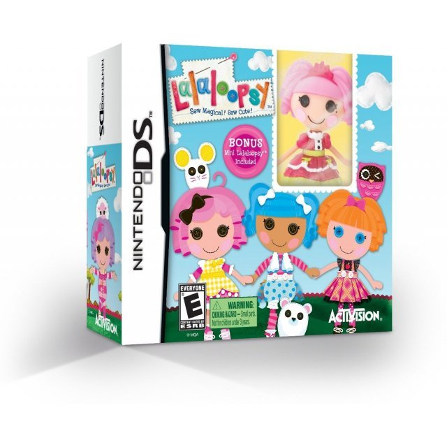 Lalaloopsy (w/ Toy)