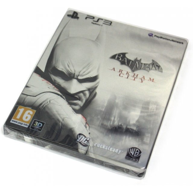 Batman: Arkham City (Steelbox Edition)