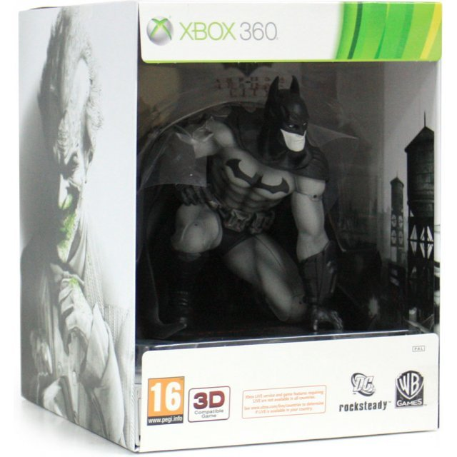 Batman: Arkham City (Collector's Edition)