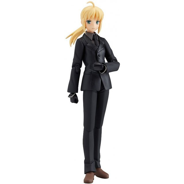 figma Fate/Zero : Saber Zero Ver.  (Re-Run)