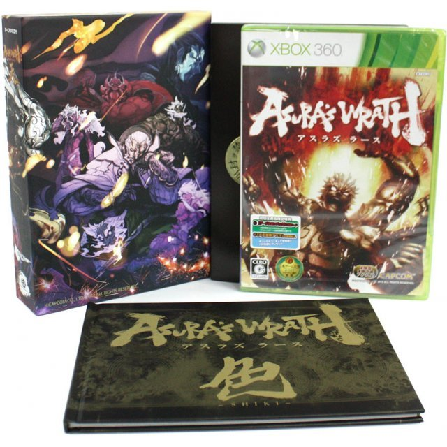 Asura's Wrath [e-capcom Limited Edition]