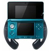 HORI Nintendo 3DS Mario Kart 7 Racing Wheel