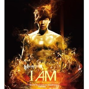 JJ I Am World Tour Taipei 2011 [Deluxe Edition: 2CD+DVD]