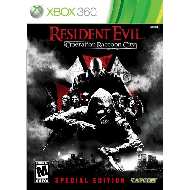 Resident Evil: Operation Raccoon City (Special Edition)