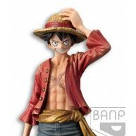One Piece The Grandline Men Vol. 10 Pre-Painted PVC Figure: Monkey D. Luffy