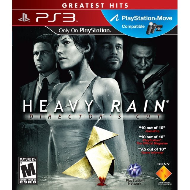 Heavy Rain: Director's Cut (Greatest Hits)