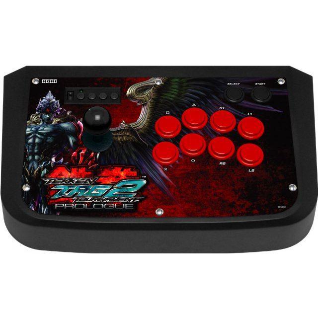 hori real arcade pro stick 3  tekken tag tournament 2