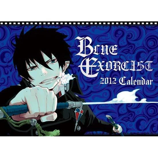 Anime Calendar 2012: Blue Exorcist